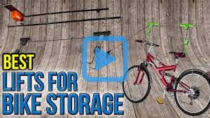 top 6 lifts for bike storage of 2017 video review