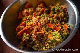 chili cuisine chili relish with pork shrimp and fresh peppercorns น ำพร ก
