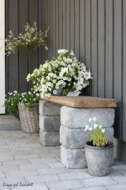best 25 stone bench ideas on pinterest stone garden bench