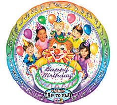 singing birthday balloons singing balloons singing birthday balloons character
