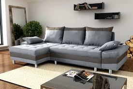 canapé d angle en solde canape d angle convertible gris et blanc impressionnant articles