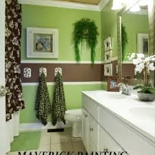 green bathroom ideas green and brown striped bathroom ideas for the home