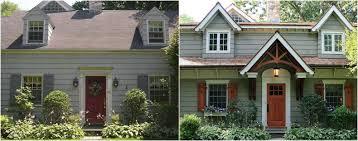 Mobile Home Exterior Remodel by Exterior Home Makeover Home Design Ideas