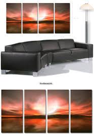 bilder xxl ultra moderne bilder xxl bild sonnenuntergang sonnenaufgang auf