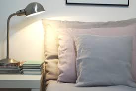 linen pillowcases linen bedding natural dusty pink light