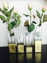 Expensive Vases Smokeshow Fitness Gold Dipped Vases