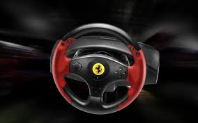ferrari steering wheel ferrari racing wheel red legend edition nordic game supply