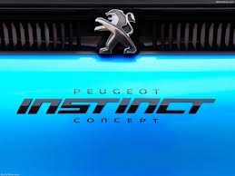 peugeot car emblem peugeot instinct concept 2017 picture 56 of 69
