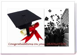 congratulations on your graduation greeting card by sabine a