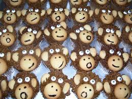 monkey cupcakes decorating ideas u2013 decoration image idea