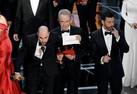 was the oscars best picture mix up a jimmy kimmel prank