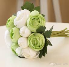 Fake Flowers For Wedding - european flower bouquet artificial flowers wedding decoration rose