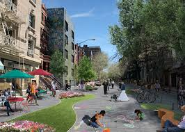 Plans Com by Street Plans Envisions The Future Of Nyc Streets Street Plans
