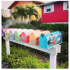 Nautical Themed Mailboxes - 12 best beach mailboxes images on pinterest mail boxes mailbox