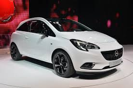 opel corsa opc white 2015 opel corsa paris 2014 photo gallery autoblog