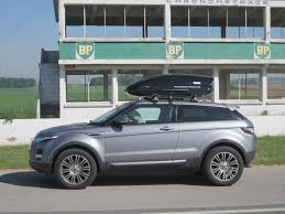 Audi Q5 Thule Motion 900 - on tour welwyn roofbox hire