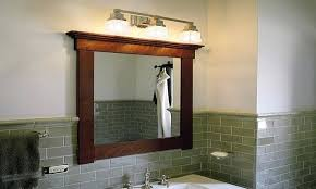 Bathroom Lighting Solutions The Mirror Bathroom Lights Parsmfg