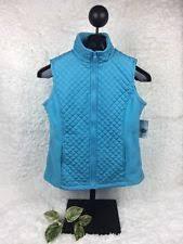 Light Blue Vest Izod Vest Coats U0026 Jackets For Women Ebay
