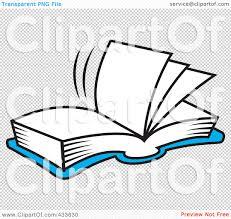 open book clipart background clipartxtras
