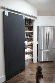 Kitchen Cabinets Sliding Doors by Sliding Barn Door Kitchen Pantry Barn Decorations