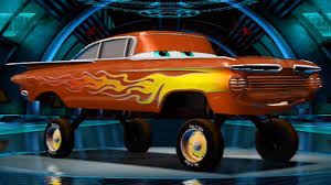 disney cars 2 max schnell car pictures