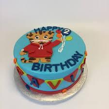 daniel tiger cake daniel the tiger cake cake in cup ny