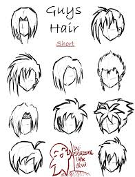 Cute Anime Hairstyles Cute Anime Hairstyles For Short Hair All Pictures Top