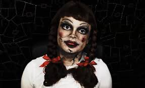 Scary Women Halloween Costumes Women U0027s Halloween Costumes 2014 Include Creepy U0027annabelle