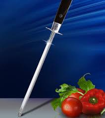 Honing Kitchen Knives Kuma Honing Rod Kuma Knives