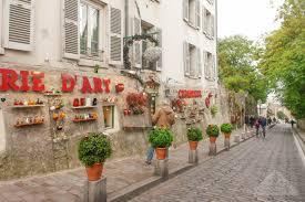 White Castle Locations Map Amélie Poulain Film Locations Map Montmartre Paris Walking Tour
