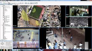 krypto security avigilon at a stadium youtube