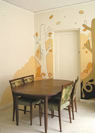 Mural Bathroom Kitchen Dining Room And More Inspiration Gallery - Dining room mural