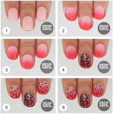 Best Step By Step Nail Art Designs At Home Ideas Interior Design - At home nail art designs for beginners
