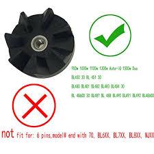 black friday ninja blender sduck replacement blade gear u0026 rubber gasket parts for nutri ninja