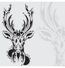 deer vector images over 28 000