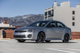 mitsubishi unleashes blacked out lancer limited edition autoinfoquest