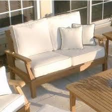 reclining teak chair foter