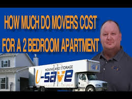 How Much Does A 2 Bedroom Apartment Cost How Much Do Movers Cost For A 2 Bedroom Apartment Youtube