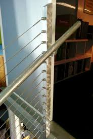 Cable Banister Diy Cable Railing Kits Cable Loft Tampa Florida