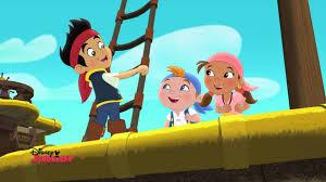 jake land pirates goodbye bucky song disney