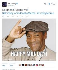 Memes Twitter - bill cosby s massive social media fail