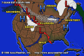 us weather map forecast today u s weather today