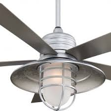 Commercial Outdoor Ceiling Fans by Accessories Black Industrial Ceiling Fans With Lamp And Green
