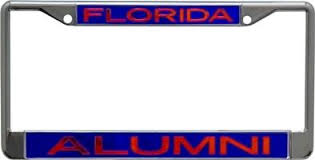 uc berkeley alumni license plate frame florida gators apparel florida gators auto