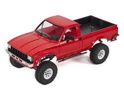 ferrari pickup truck trail finder 2 rtr 4wd scale crawler truck by rc4wd rc4zrtr0024