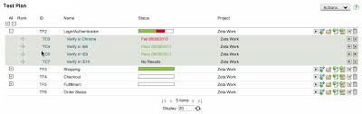 manage test plans ca agile central help