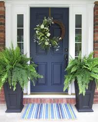 Painting Exterior Doors Ideas What Are The Best Paint Colours For A Front Door Front Doors