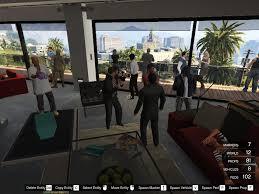 franklin house party gta5 mods com