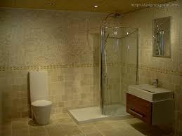Bathroom Tiling Modren Bathroom Tile Ideas Natural Area With Shower Also