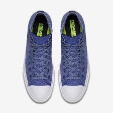 Modre by Converse Chuck Ii Woven Vysoke Predaj Panske Topanky Nike Modre
